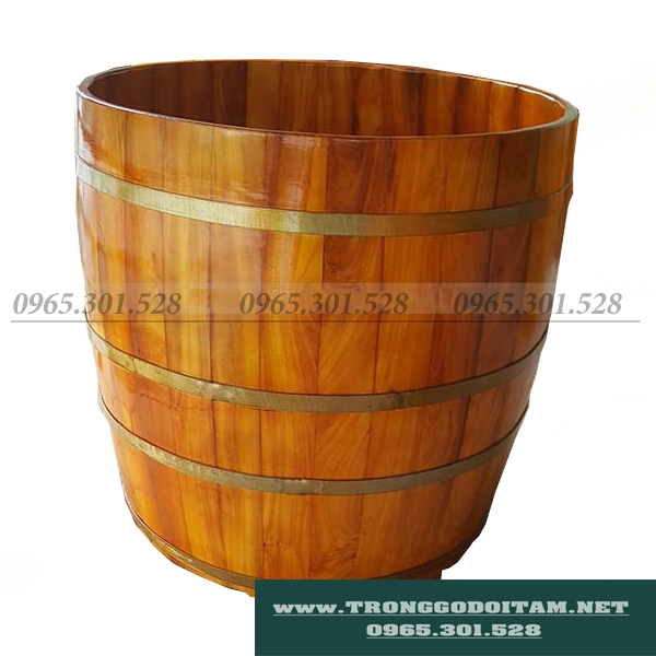 đại lý bán bồn tắm gỗ mít