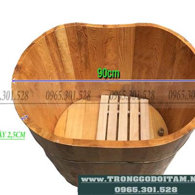 bán bồn tắm gỗ hà nội giá rẻ
