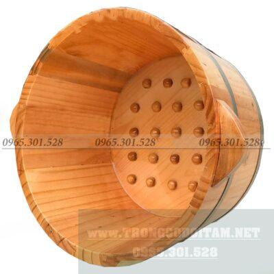 Bán chậu gỗ ngâm chân hà nội