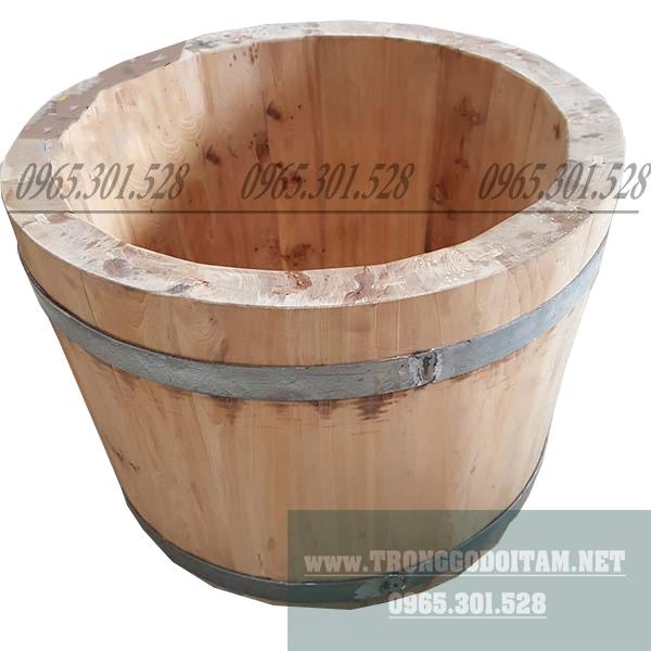 bán chậu gỗ ngọc am