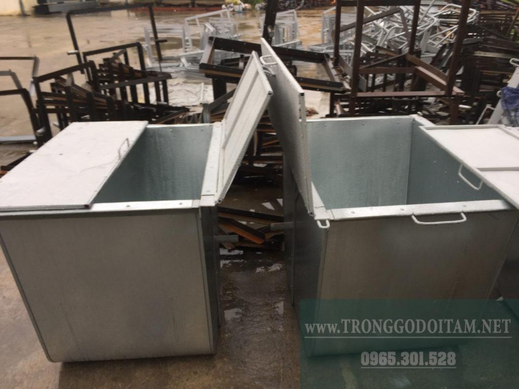 bán xe gom rác tại hà nội