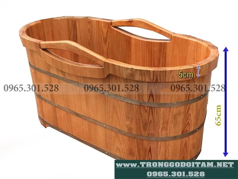 bán bồn tắm gỗ cao cấp, gỗ sồi, gỗ pơ mu
