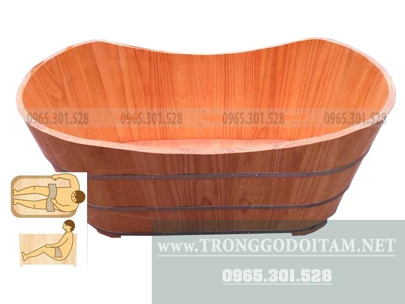 bán bồn tắm gỗ thanh lý giá rẻ