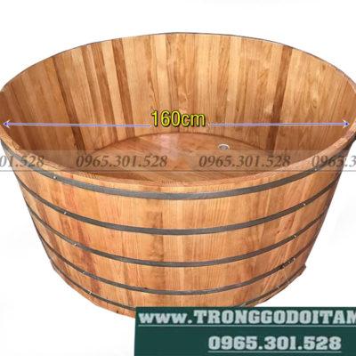 cung cấp bồn tắm gỗ cho các resort trên toàn quốc