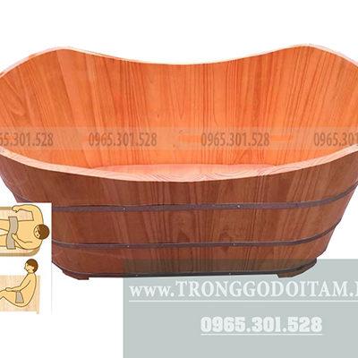 bán bồn tắm gỗ giá rẻ nhất