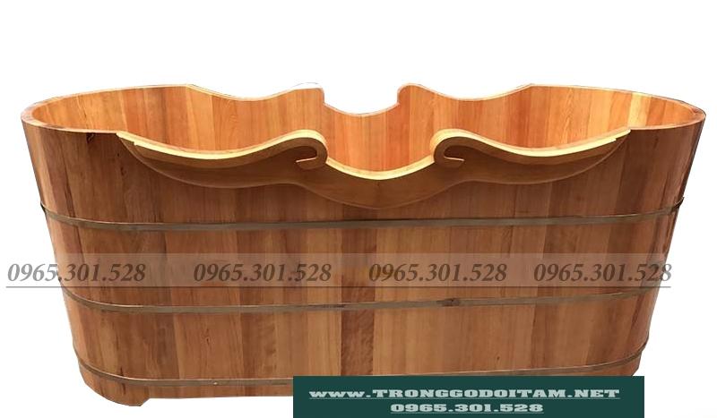 bán bồn tắm gỗ thanh lý