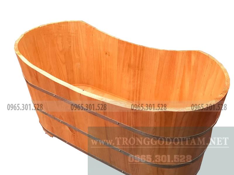 đại lý bán bồn tắm gỗ thông