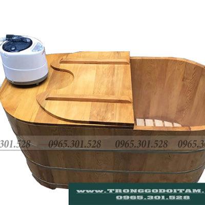 đại lý bồn tắm gỗ