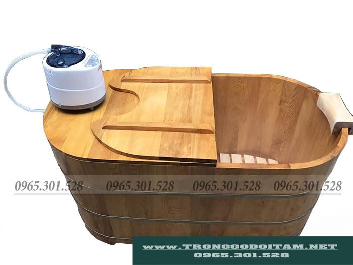 cửa hàng bán bồn tắm gỗ xông hơi