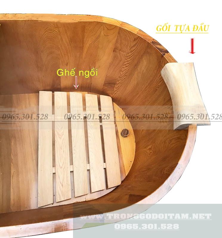địa chỉ bán bồn tắm gỗ uy tín chất lượng