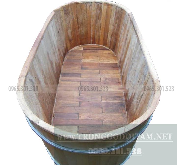 giá bán bồn tắm gỗ ngọc am