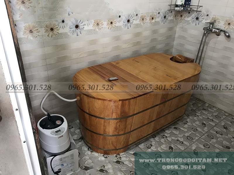 bán bồn tắm gỗ tại hà nội và Hồ Chí Minh