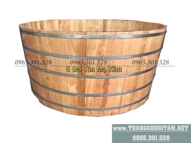 giá tiền bồn tắm gỗ bao nhiêu