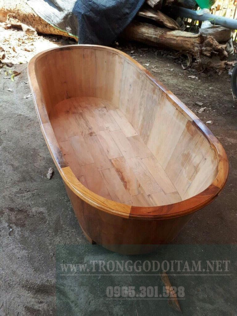 thùng gỗ ngọc am