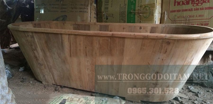 thùng gỗ ngọc am dáng nằm