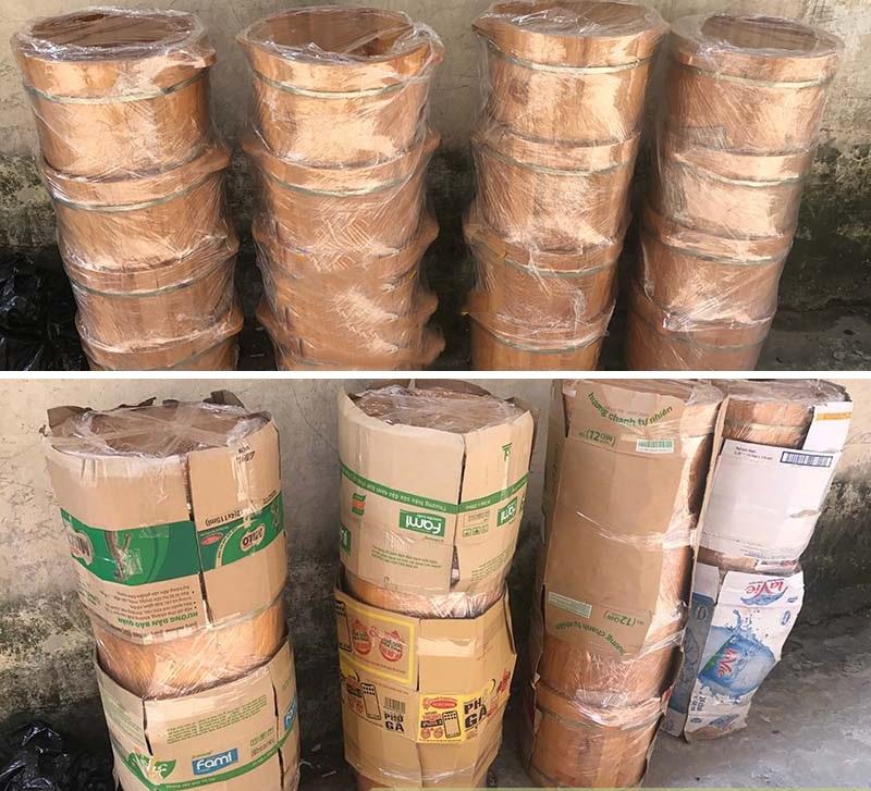 Chuyên sản xuất, bán chậu ngâm chân gỗ sỉ và lẻ trên toàn quốc