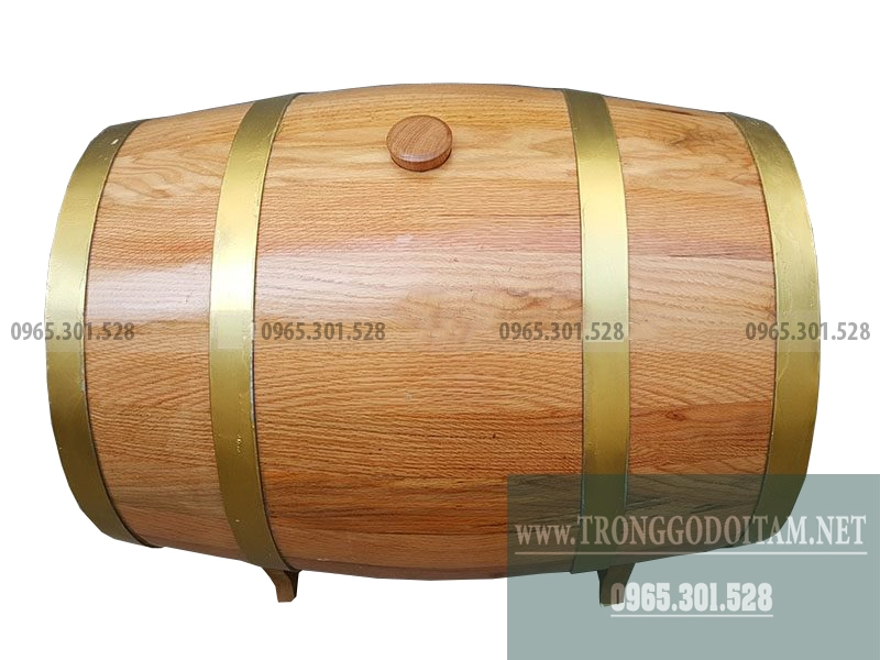 Bán thùng gỗ sồi ngâm rượu vang, rượu trắng