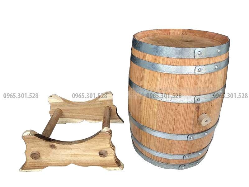 Địa chỉ uy tín cho khách hàng mua thùng gỗ sồi mỹ tại Hà Nội và TP Hồ Chí Minh