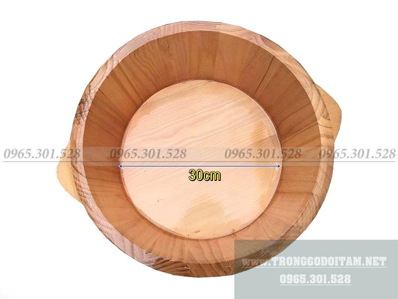 Bán chậu rửa mặt bằng gỗ, bồn tắm gỗ, chậu gỗ ngâm chân tại Hà Nội và TP HCM