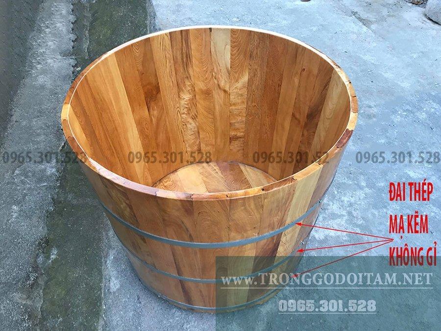 địa chỉ mua bồn tắm bằng gỗ pơ mu uy tín, chất lượng