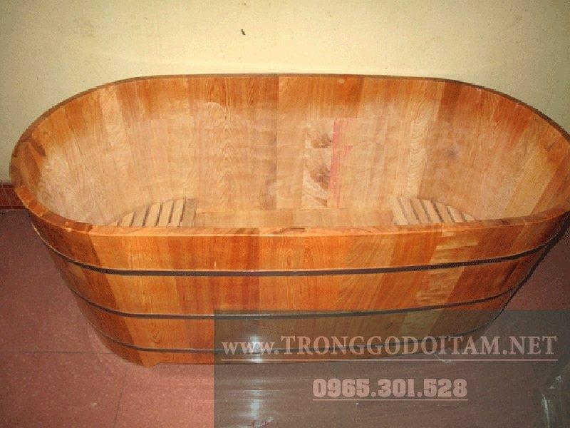 bồn tắn gỗ cũ, bồn tắm gỗ thanh lý