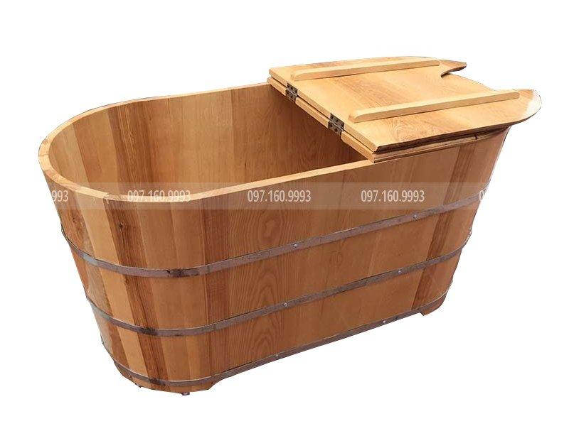 Bán bồn tắm gỗ giá rẻ tại Hà Nội và TP Hồ Chí Minh, giao hàng toàn quốc