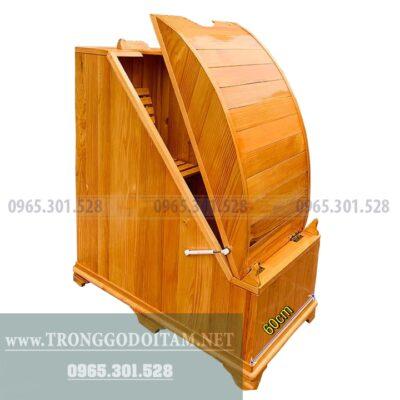 địa chỉ bán bồn tắm gỗ xông hơi uy tín tại Hà Nội Giao hàng tận nơi
