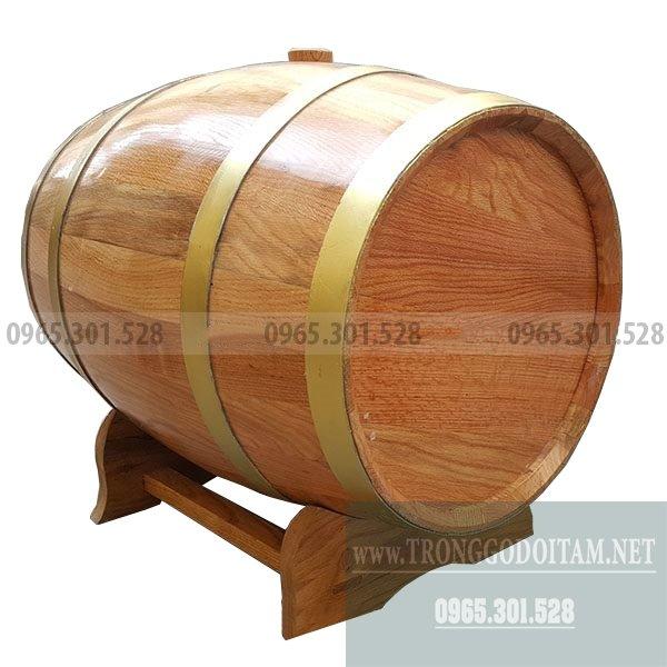 bán thùng gỗ sồi ngâm rượu giá rẻ, chất lượng tuyệt vời