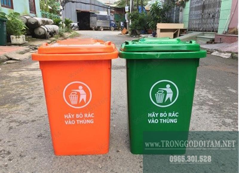 địa chỉ mua thùng rác nhựa uy tín cho các công ty