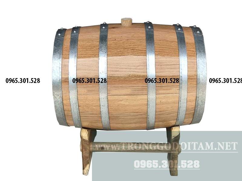 thùng gỗ sồi mỹ tại hà nội