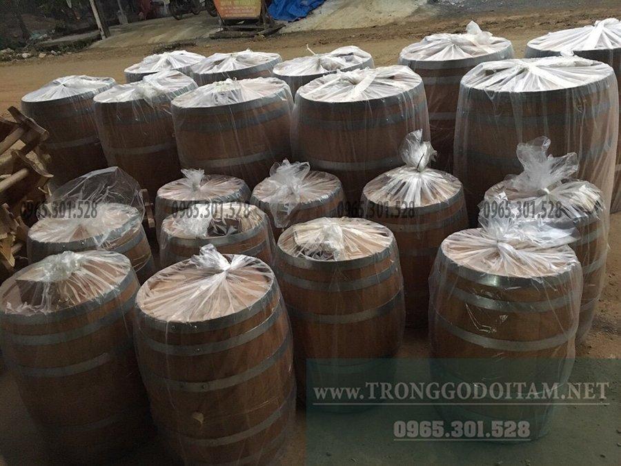 cung cấp thùng gỗ sôi cho các đại lý, siêu thị, nhà hàng trên toàn quốc