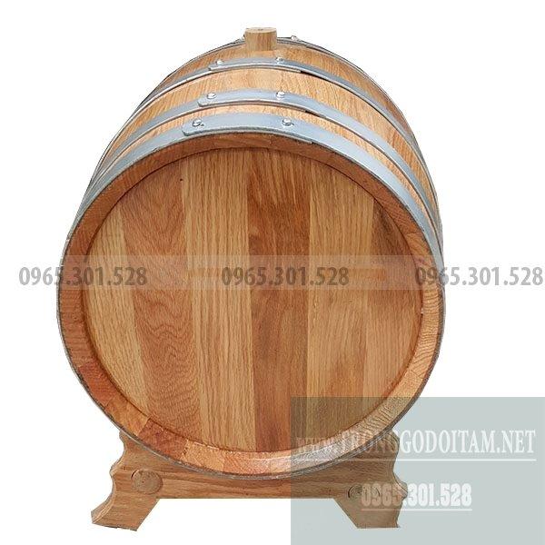 thùng gỗ đựng rượu trắng, đựng rượu vang
