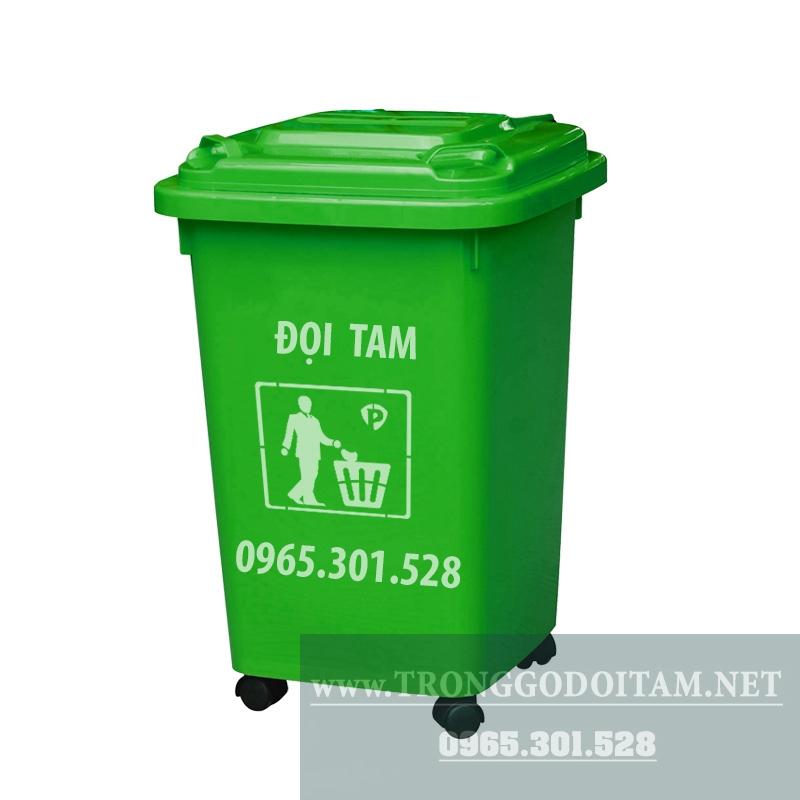 địa chỉ uy tín mua thùng rác nhựa