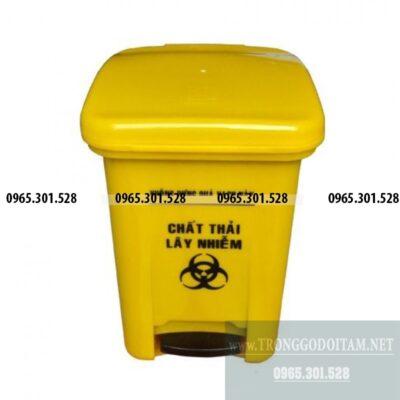 thùng rác nhựa y tế, bệnh viện