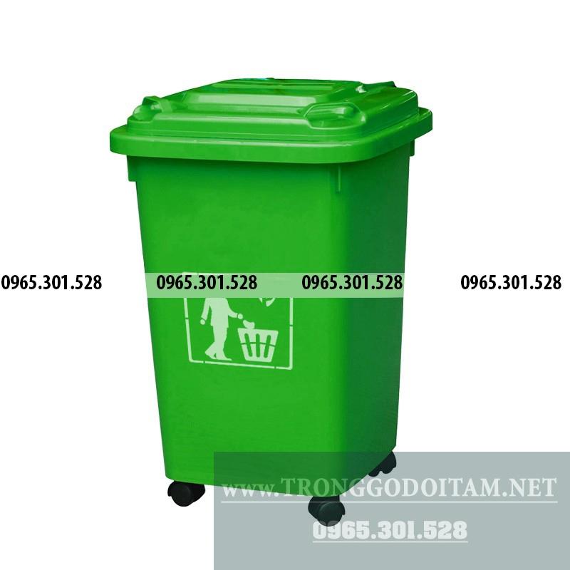 thùng rác nhựa composite giá rẻ