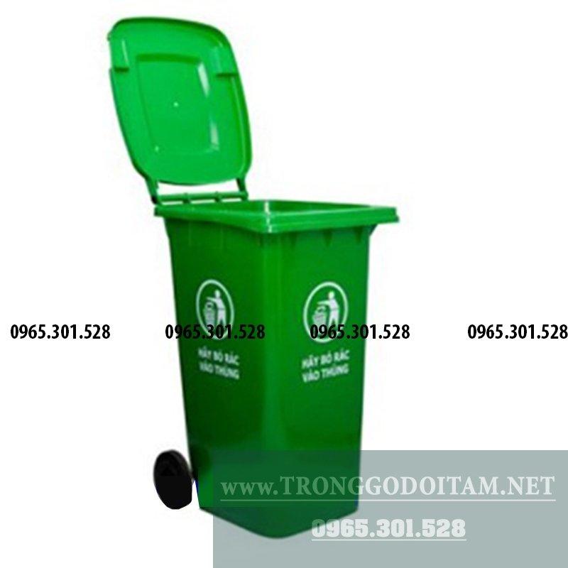 địa chỉ mua thùng rác nhựa giá rẻ