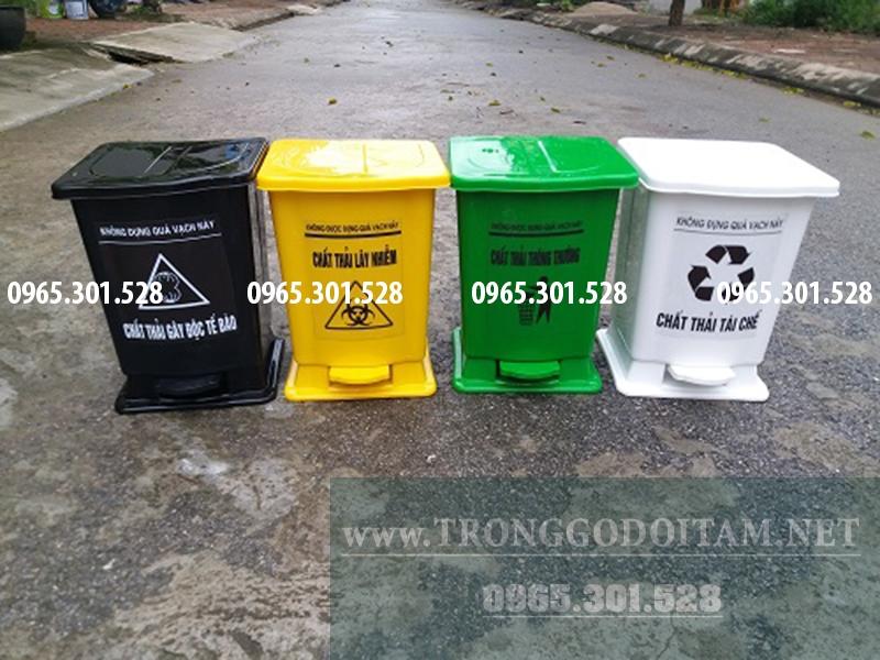 địa chỉ cung cấp thùng rác thải y tế