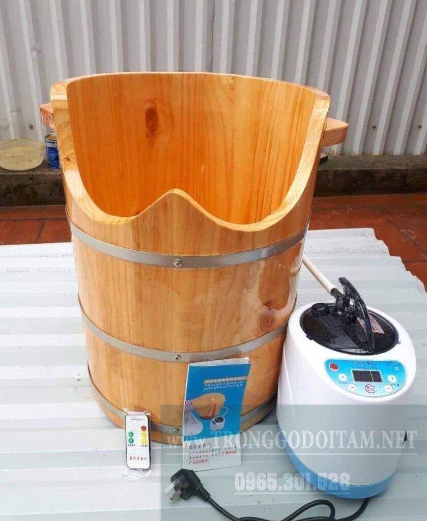 bán thùng xông hơi chân tại hà nội