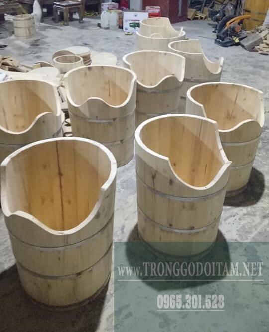 Cửa hàng bán chậu gỗ tại Hà Nội, Đà Nẵng và TP Hồ Chí Minh - Giao hàng toàn quốc