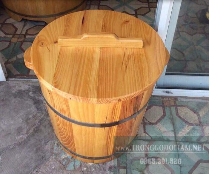 địa chỉ uy tín cho những ai chưa biết mua thùng gỗ đựng gạo ở đâu