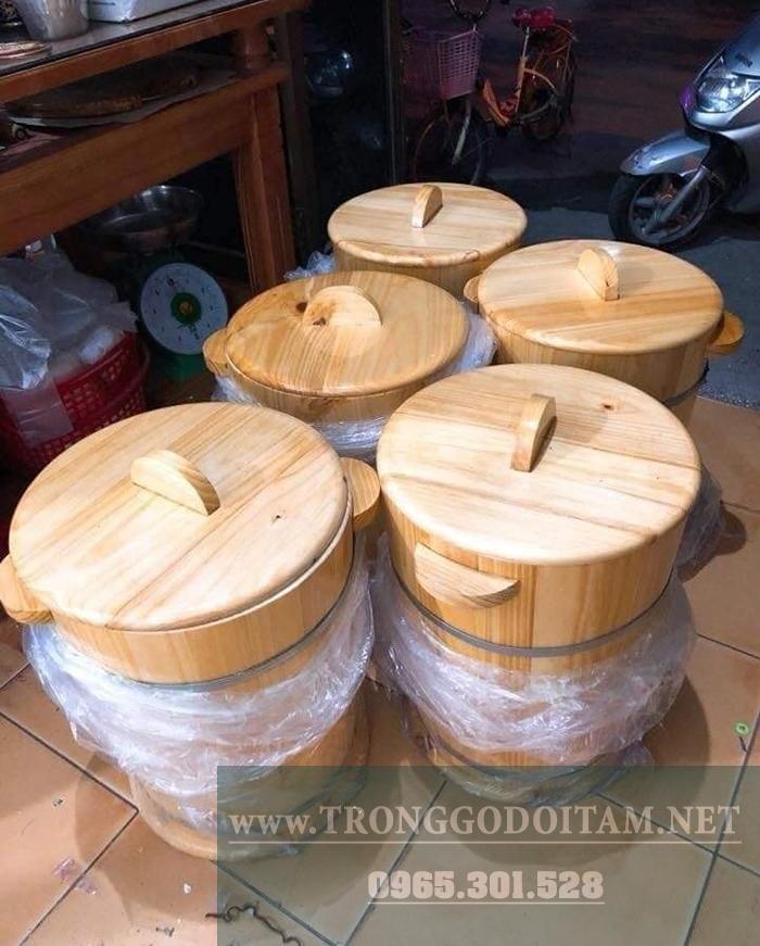 địa chỉ úy tín bán thùng gỗ đựng gạo, giao hàng toàn quốc, nhận hàng mới thanh toán