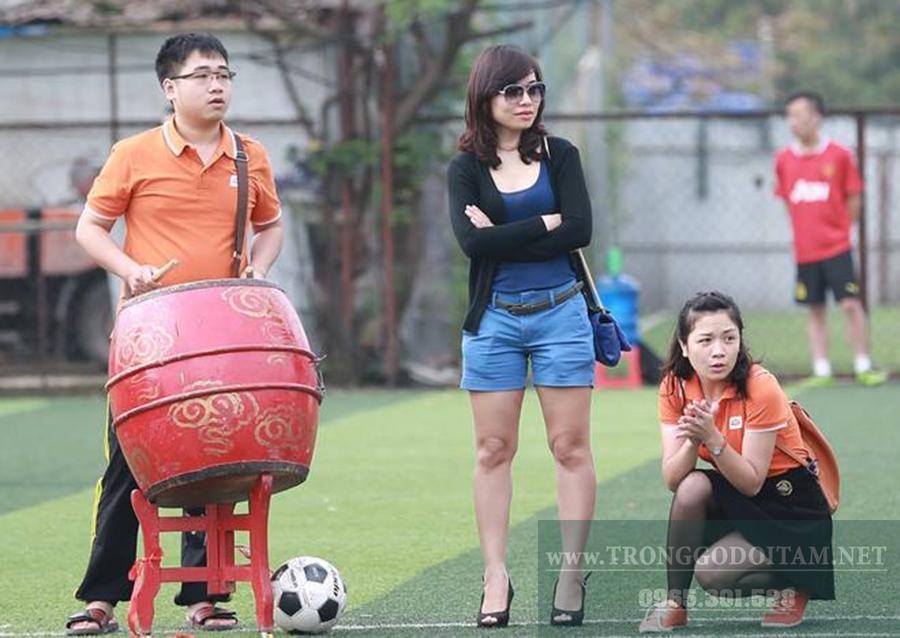 cho thuê trống cổ vũ đá bóng giá rẻ